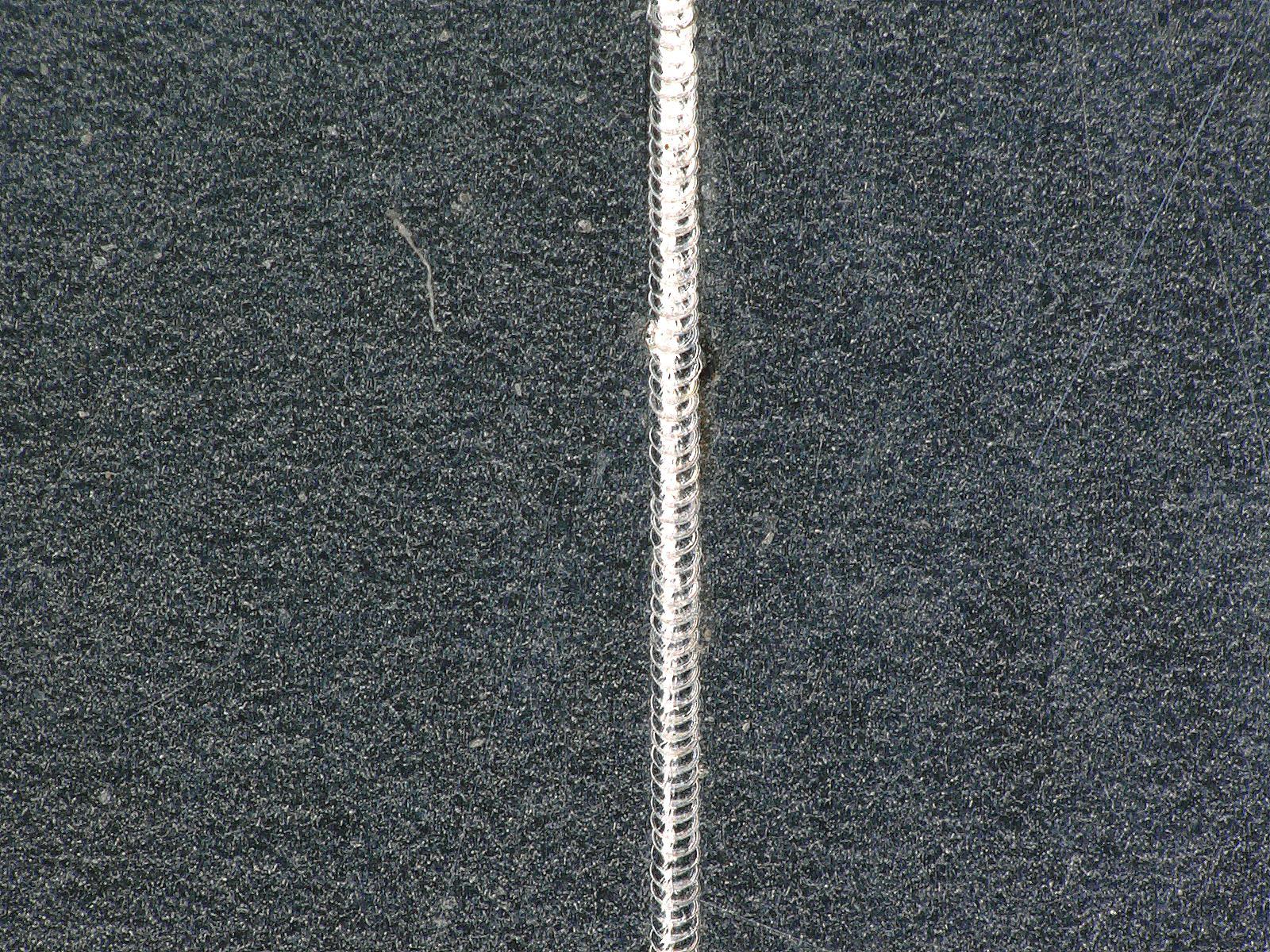 板厚0.05mm突き合わせ溶接<ビード>